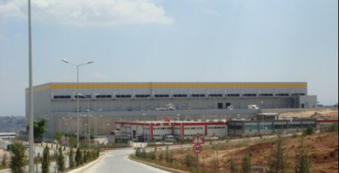 DHL LOGISTIC CENTER